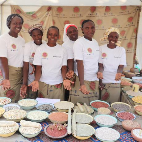 ZRBF ZVA women at Food Fair 2019