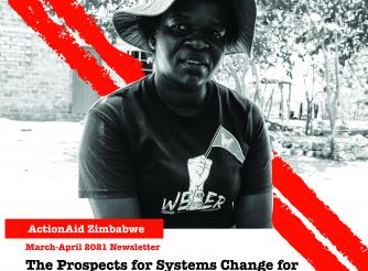 ActionAid Zimbabwe March-April newsletter issue